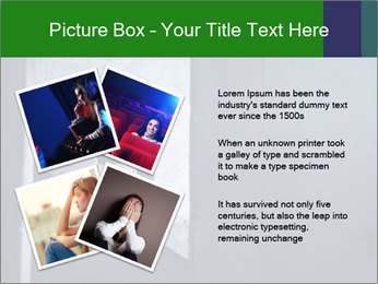 Loneliness PowerPoint Template - Slide 23