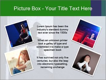 Loneliness PowerPoint Template - Slide 24