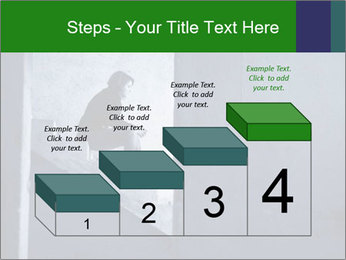 Loneliness PowerPoint Template - Slide 64