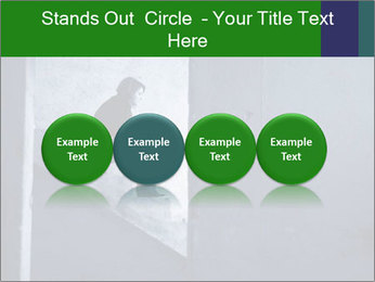 Loneliness PowerPoint Template - Slide 76