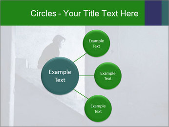 Loneliness PowerPoint Template - Slide 79