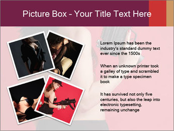 Sexy woman PowerPoint Template - Slide 23
