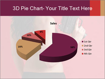 Sexy woman PowerPoint Template - Slide 35