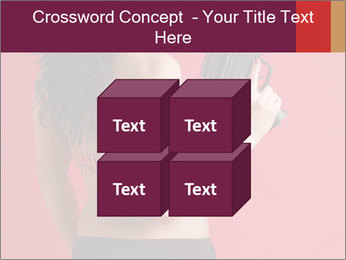Sexy woman PowerPoint Template - Slide 39