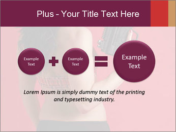 Sexy woman PowerPoint Template - Slide 75