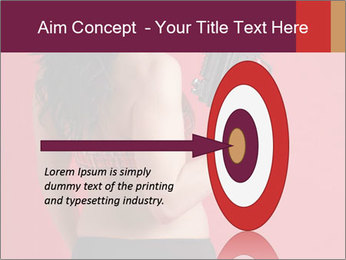 Sexy woman PowerPoint Template - Slide 83