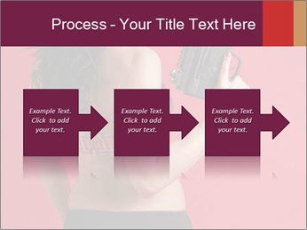 Sexy woman PowerPoint Template - Slide 88