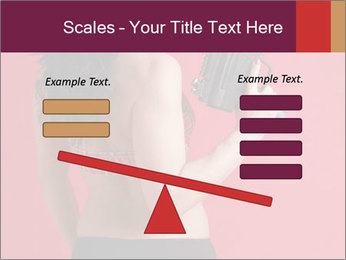 Sexy woman PowerPoint Template - Slide 89