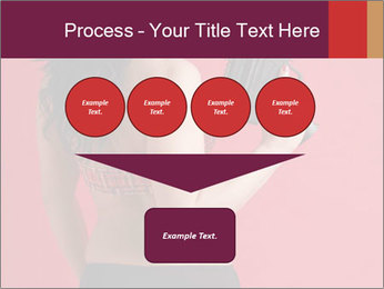 Sexy woman PowerPoint Template - Slide 93