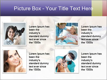 The veterinary PowerPoint Template - Slide 14