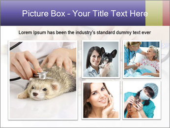 The veterinary PowerPoint Template - Slide 19