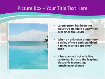 Luxury Beach PowerPoint Templates - Slide 13