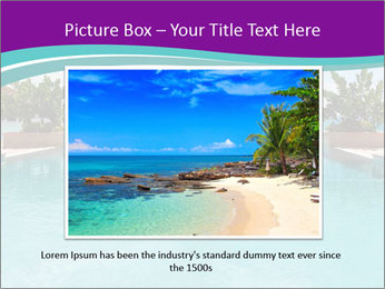 Luxury Beach PowerPoint Templates - Slide 16