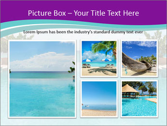 Luxury Beach PowerPoint Templates - Slide 19