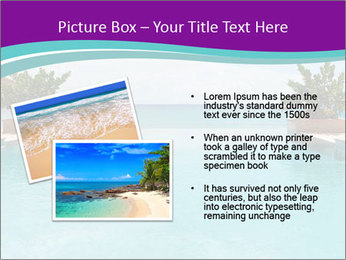Luxury Beach PowerPoint Templates - Slide 20