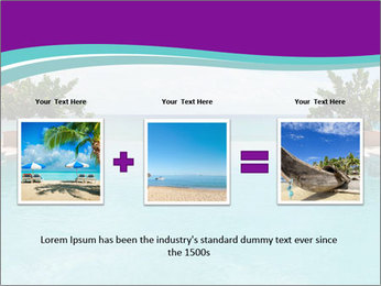 Luxury Beach PowerPoint Templates - Slide 22