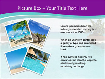 Luxury Beach PowerPoint Templates - Slide 23