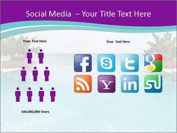 Luxury Beach PowerPoint Template - Slide 5