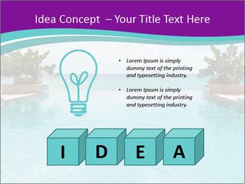 Luxury Beach PowerPoint Template - Slide 80