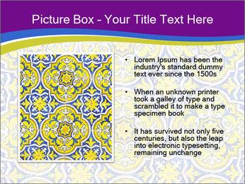 Texture PowerPoint Template - Slide 13