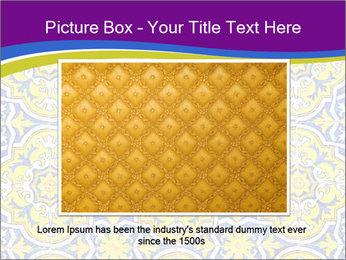 Texture PowerPoint Template - Slide 15