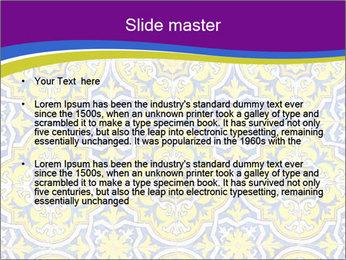 Texture PowerPoint Template