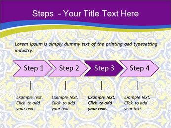 Texture PowerPoint Template - Slide 4