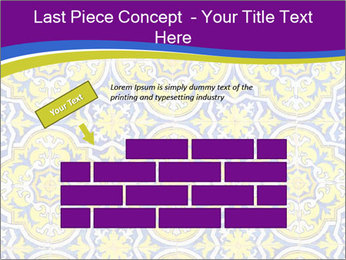 Texture PowerPoint Template - Slide 46