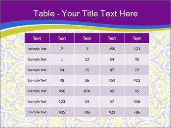 Texture PowerPoint Template - Slide 55