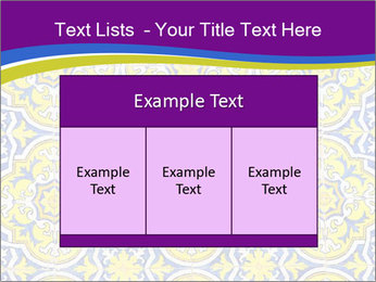 Texture PowerPoint Template - Slide 59