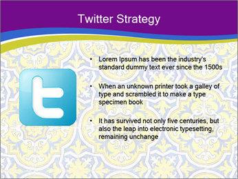 Texture PowerPoint Template - Slide 9