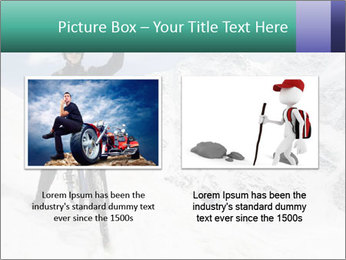 Mountain Biker PowerPoint Template - Slide 18