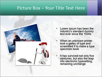 Mountain Biker PowerPoint Template - Slide 20