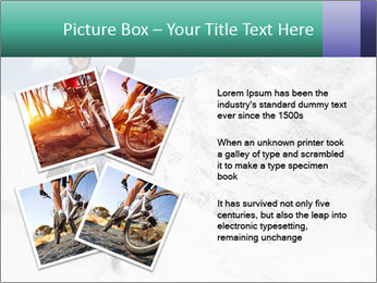 Mountain Biker PowerPoint Template - Slide 23