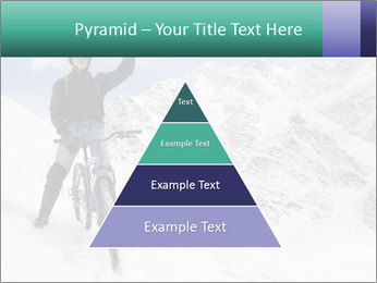 Mountain Biker PowerPoint Template - Slide 30