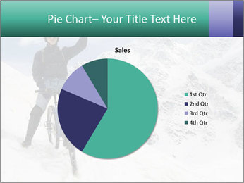Mountain Biker PowerPoint Template - Slide 36