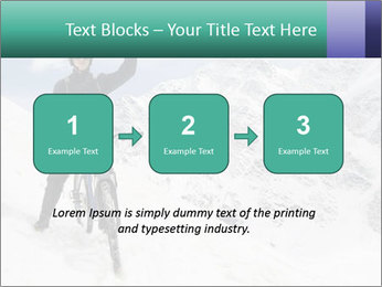 Mountain Biker PowerPoint Template - Slide 71