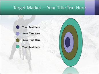 Mountain Biker PowerPoint Template - Slide 84