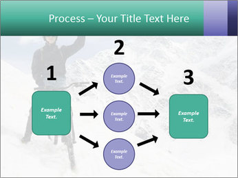 Mountain Biker PowerPoint Template - Slide 92