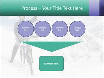 Mountain Biker PowerPoint Template - Slide 93