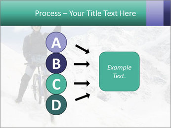 Mountain Biker PowerPoint Template - Slide 94