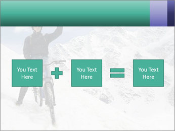 Mountain Biker PowerPoint Template - Slide 95