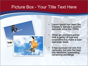 Winter tyres PowerPoint Template - Slide 20