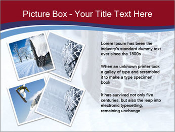 Winter tyres PowerPoint Template - Slide 23
