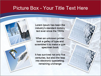 Winter tyres PowerPoint Template - Slide 24