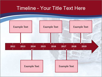 Winter tyres PowerPoint Template - Slide 28