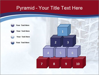 Winter tyres PowerPoint Template - Slide 31