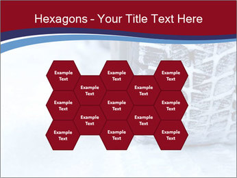 Winter tyres PowerPoint Template - Slide 44