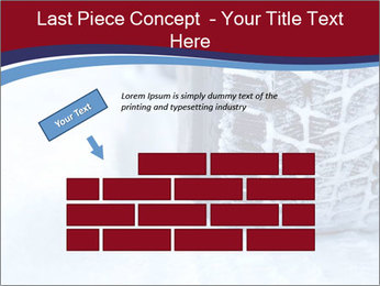 Winter tyres PowerPoint Template - Slide 46
