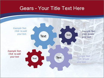 Winter tyres PowerPoint Template - Slide 47